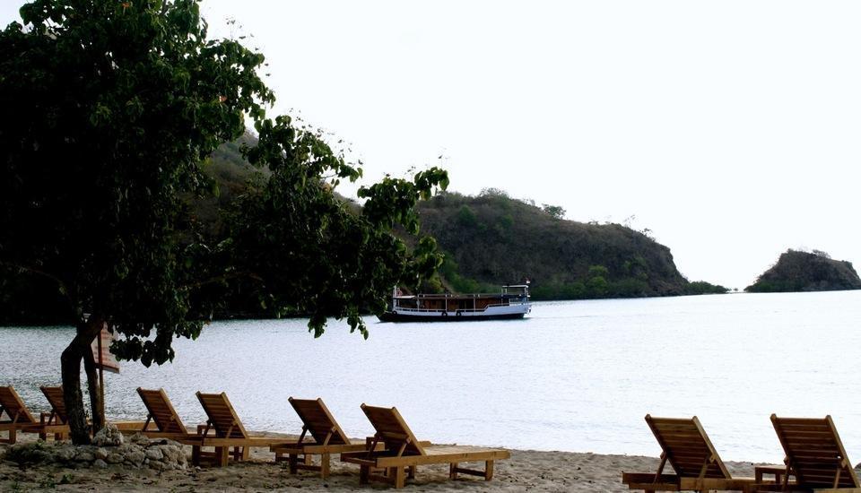 Sylvia Resort Komodo Flores - Pemandangan