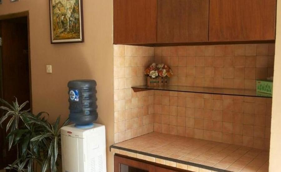 Rumah Teras Cigadung Guesthouse Bandung - Dapur