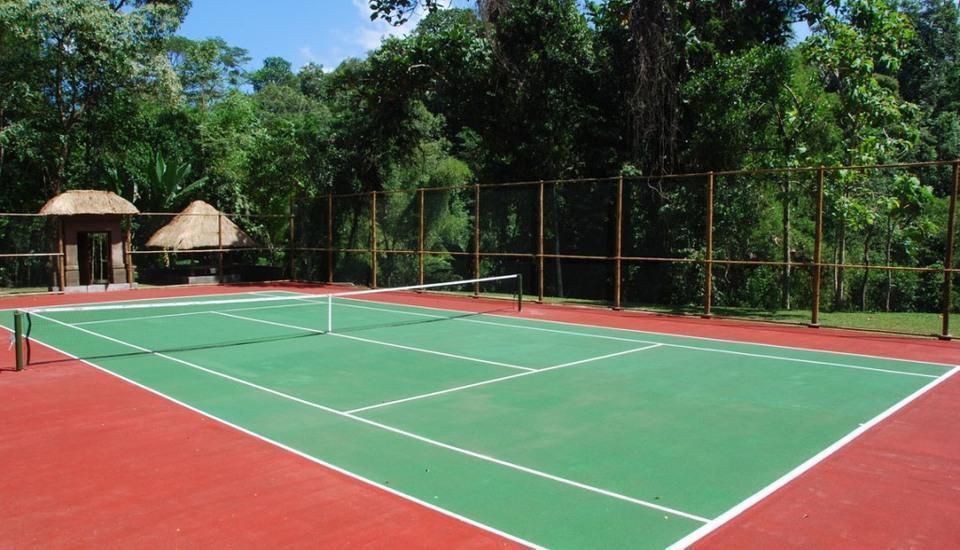 Mutiara Carita Cottages Pandeglang - Lapangan Tenis