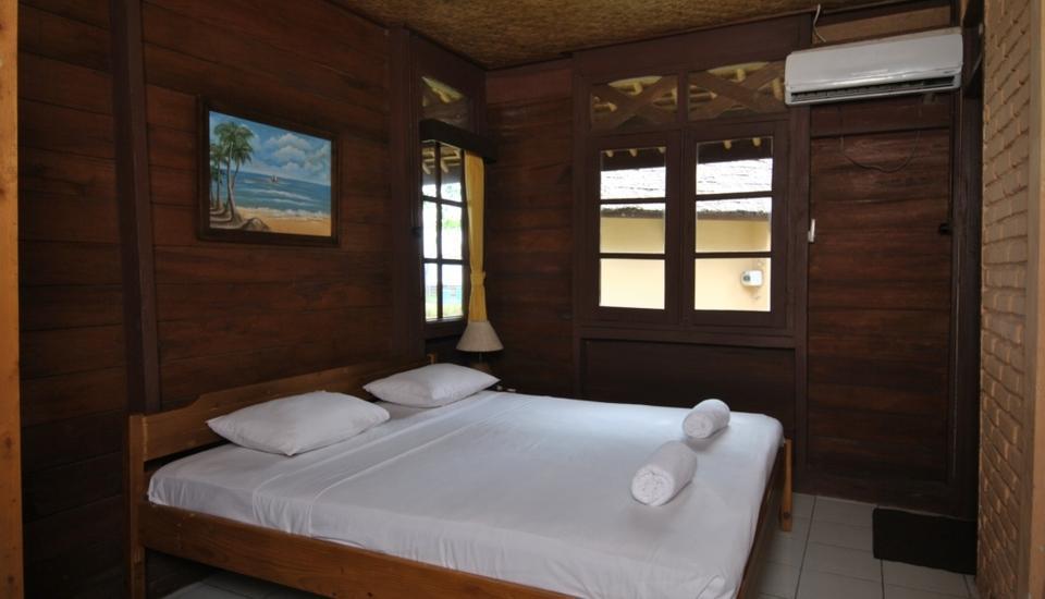Mutiara Carita Cottages Pandeglang - Kamar tamu