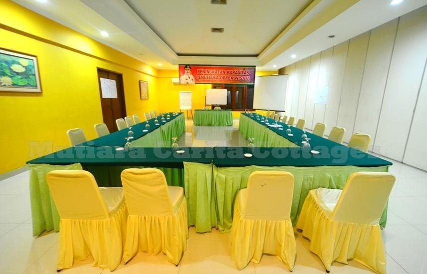 Mutiara Carita Cottages Pandeglang - Meeting RRom