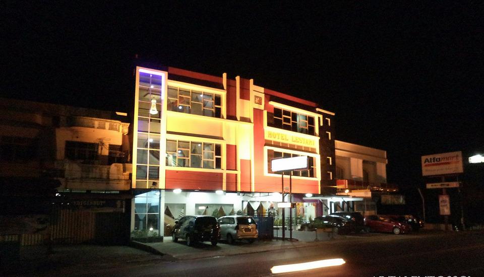Hotel Lestari  Jambi - Eksterior