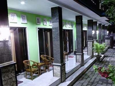Budhas Guest House Bali - Balkon