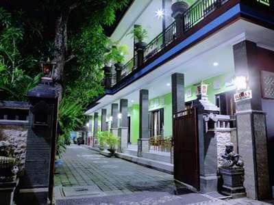 Budhas Guest House Bali - Masuk