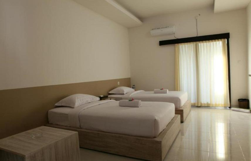 Adikara Renon Bali - Standard Room with Breakfast Regular Plan