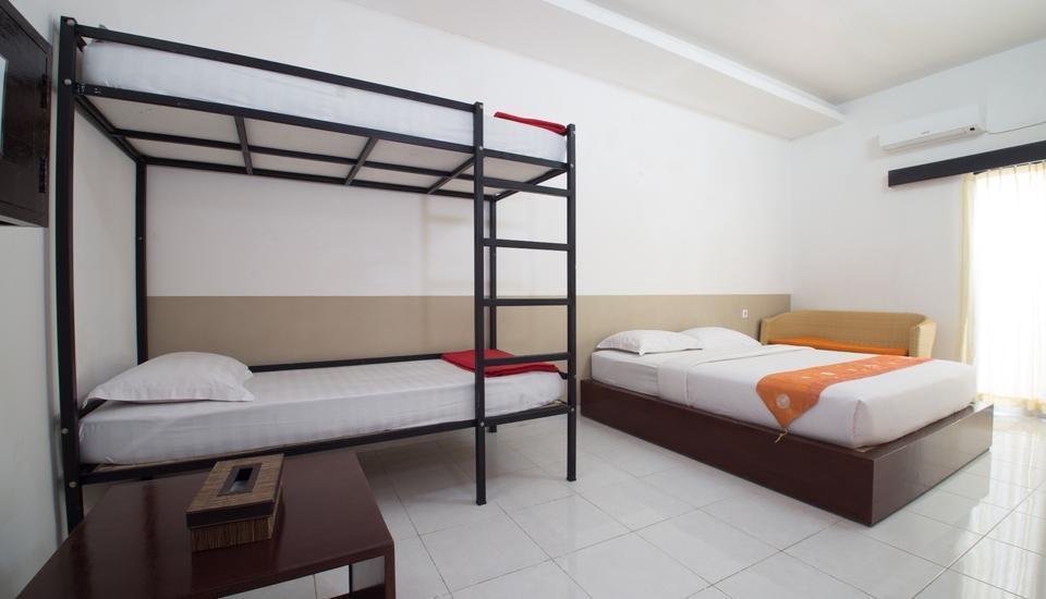 Adikara Renon Bali - Bedroom