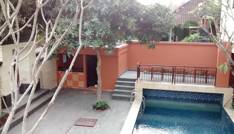 The Hill Ungasan Guest House Bali - kolam renang