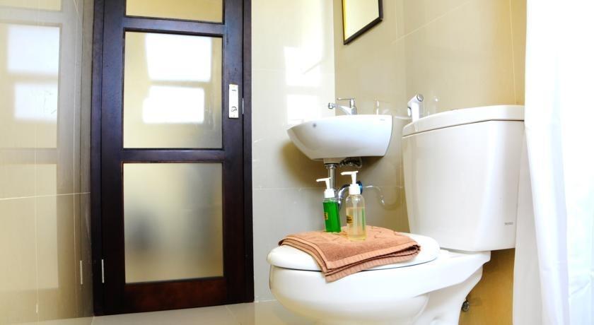 The Hill Ungasan Guest House Bali - bathroom