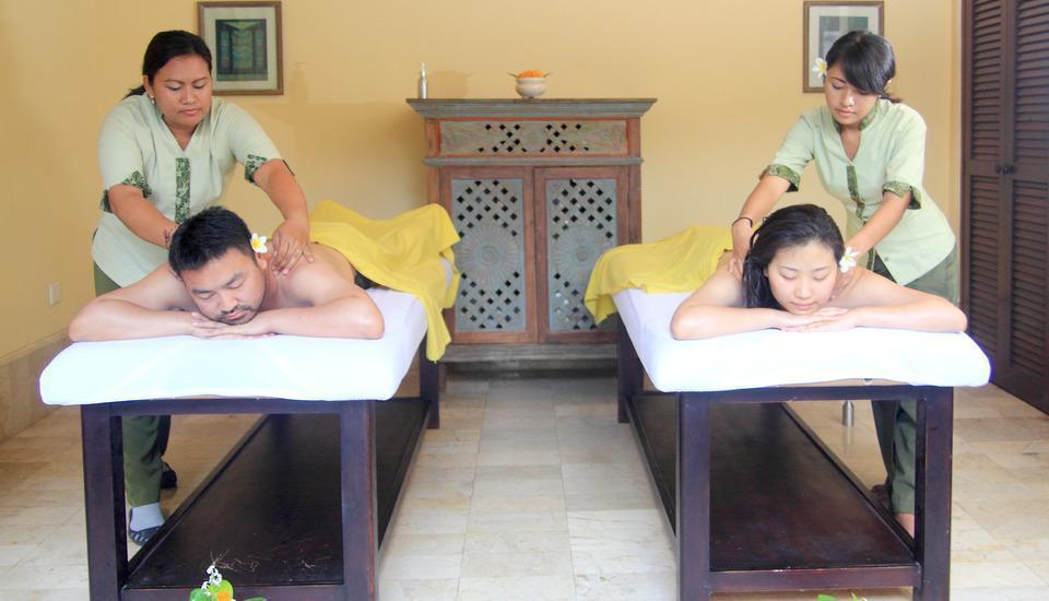 Mimpi Resort Tulamben - Spa