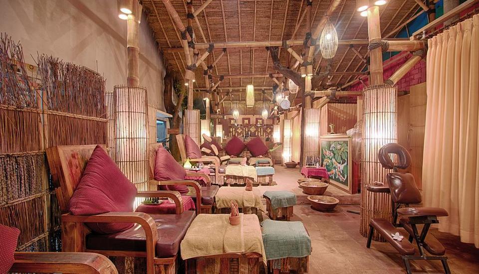 Black Penny Villas Trawangan Lombok - Spa & Pusat Kesehatan