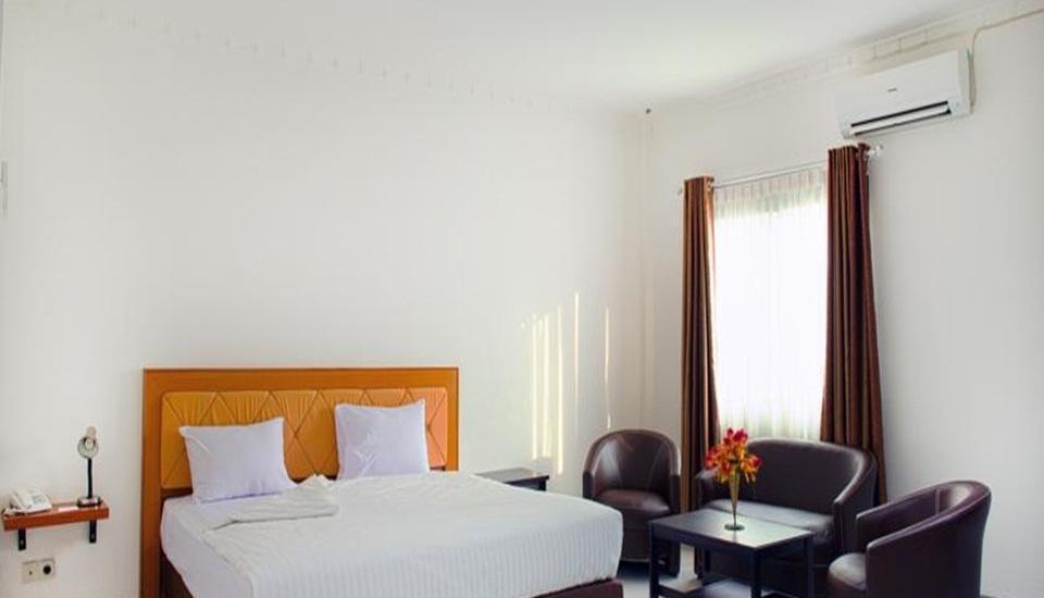 Demuon Hotel Belitung - Kamar tamu