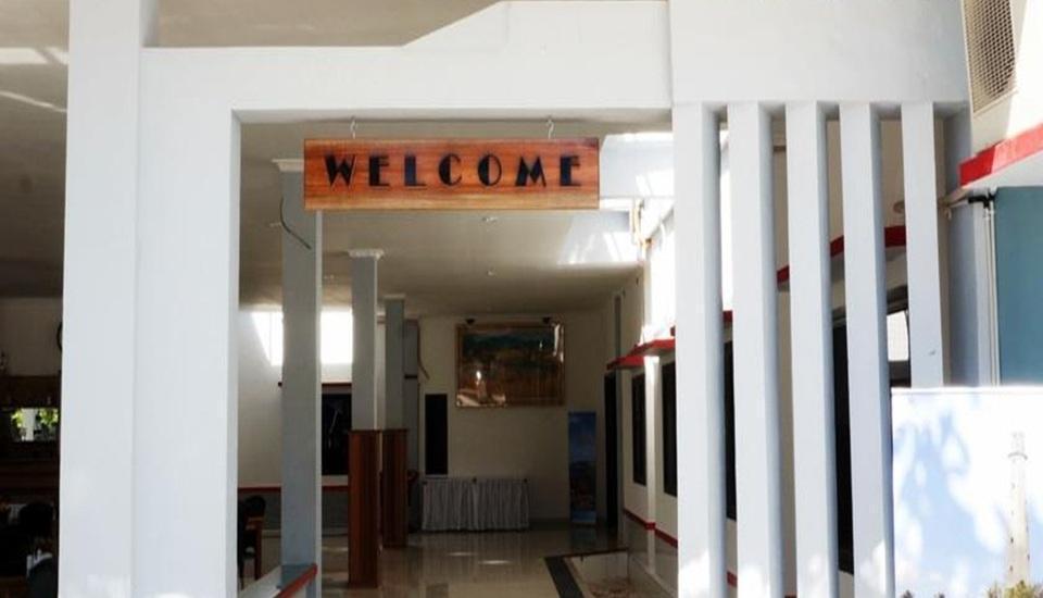 Demuon Hotel Belitung - Lobi