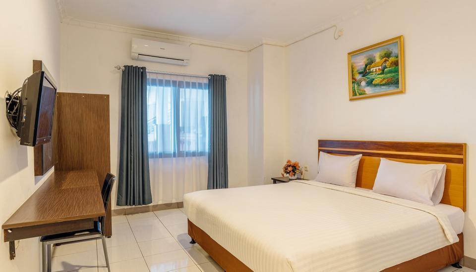 Demuon Hotel Belitung - standar tempat tidur double