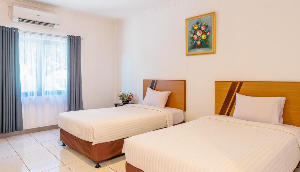 Demuon Hotel Belitung - Deluxe Twin Room Regular Plan