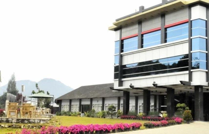 Hotel Rudang Berastagi Berastagi - Eksterior