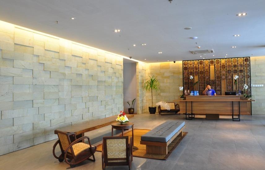 BATIQA Hotel Cirebon - Ruang tamu