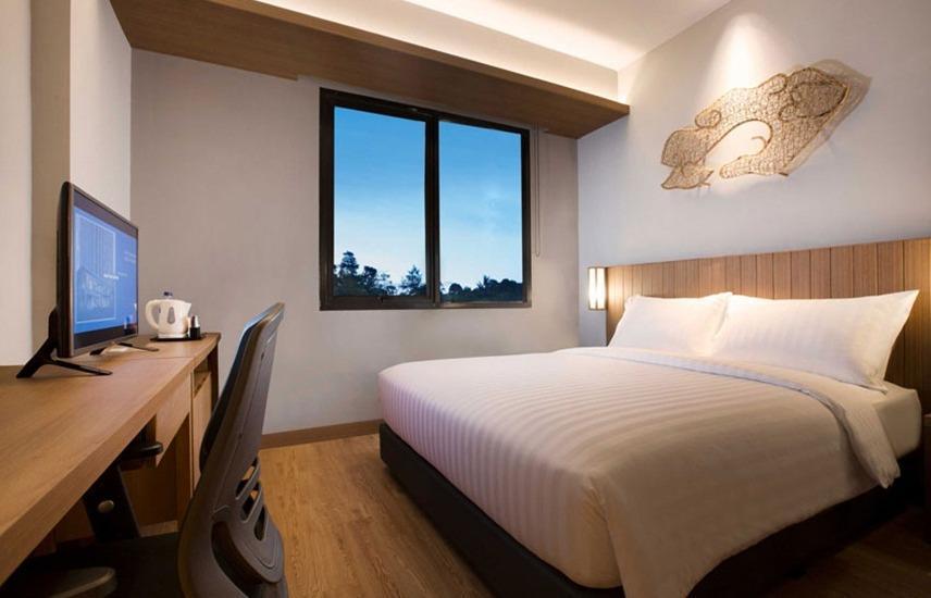 BATIQA Hotel Cirebon - Kamar tidur