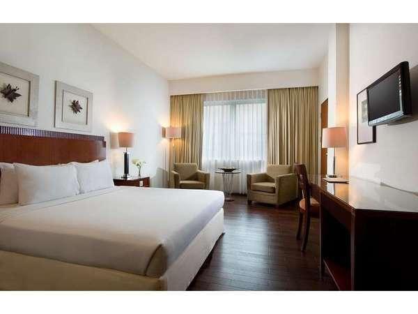 Hotel Santika Pontianak - Deluxe Room Twin Special Promo Last Minute Deal 2018
