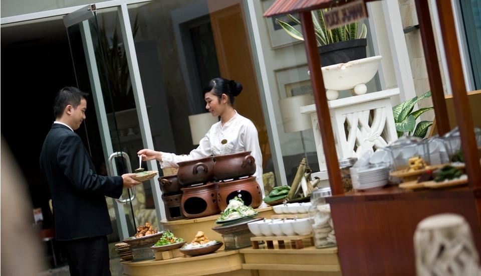 Hotel Santika Pontianak - Restaurant