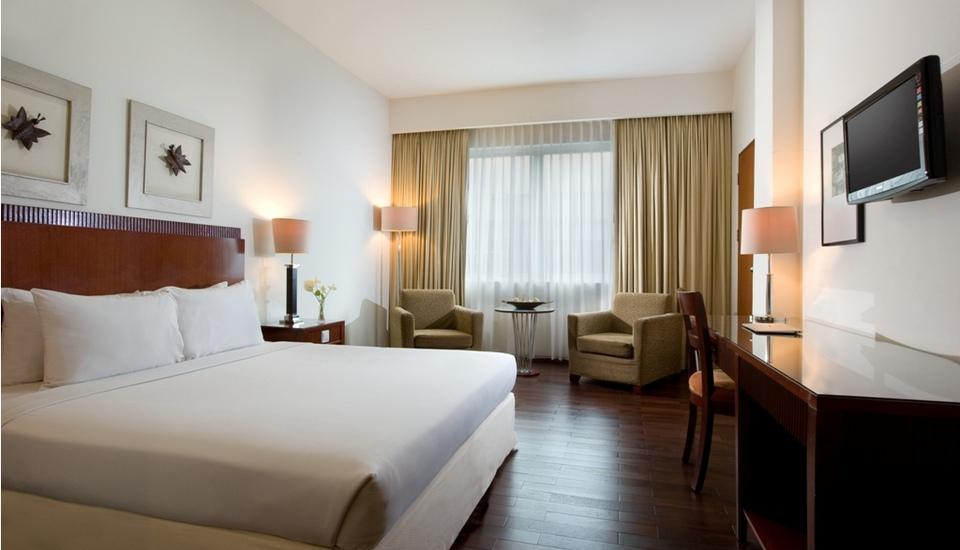 Hotel Santika Pontianak - Deluxe Room Twin Regular Plan