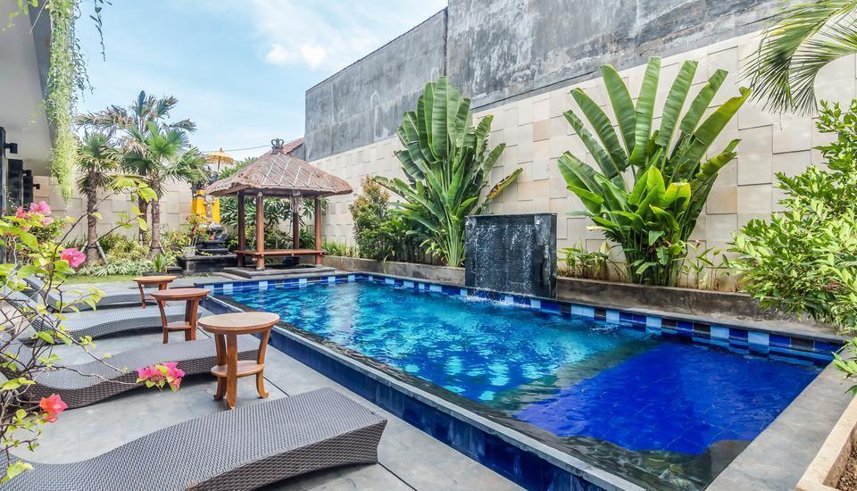 ZenRooms Legian Nakula 3 Bali - Kolam Renang