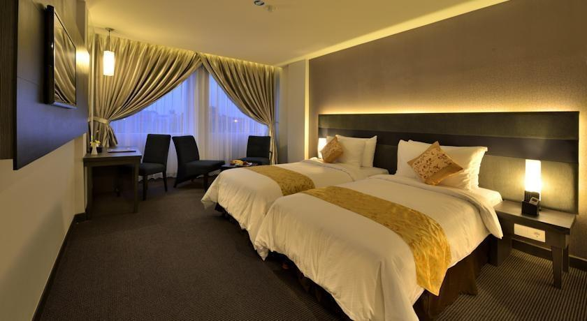 Tjokro Hotel Pekanbaru - Superior Twin Regular Plan