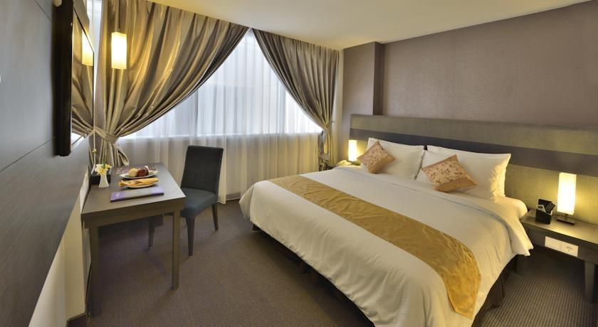 Tjokro Hotel Pekanbaru - Executive Regular Plan