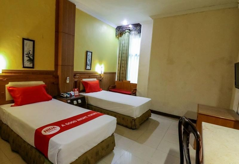 NIDA Rooms Makassar Lombok - Double Room Double Occupancy Special Promo