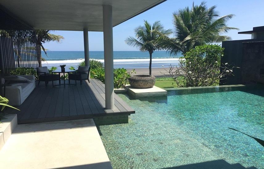 Alila Villas Soori Bali - Kolam Renang