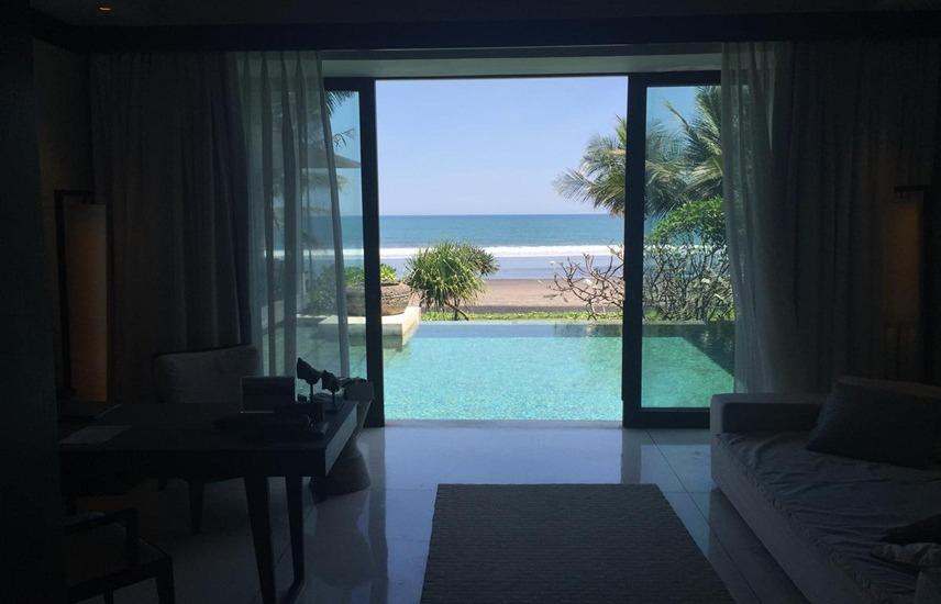 Alila Villas Soori Bali - Kamar tamu