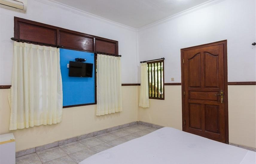 RedDoorz @Kuta Beach Sunset Bali - RedDoorz Room Regular Plan