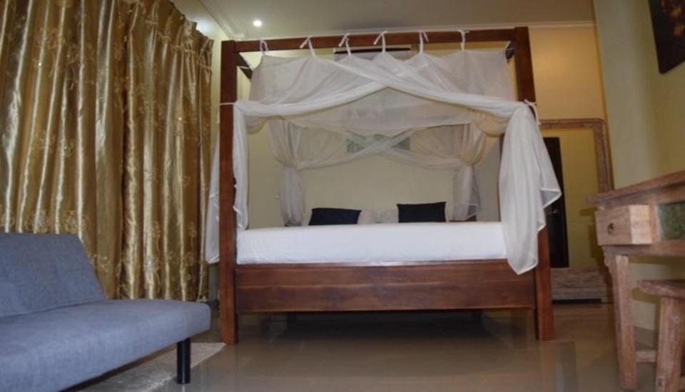 Ubud Sawah Homestay Bali - Deluxe Room Regular Plan