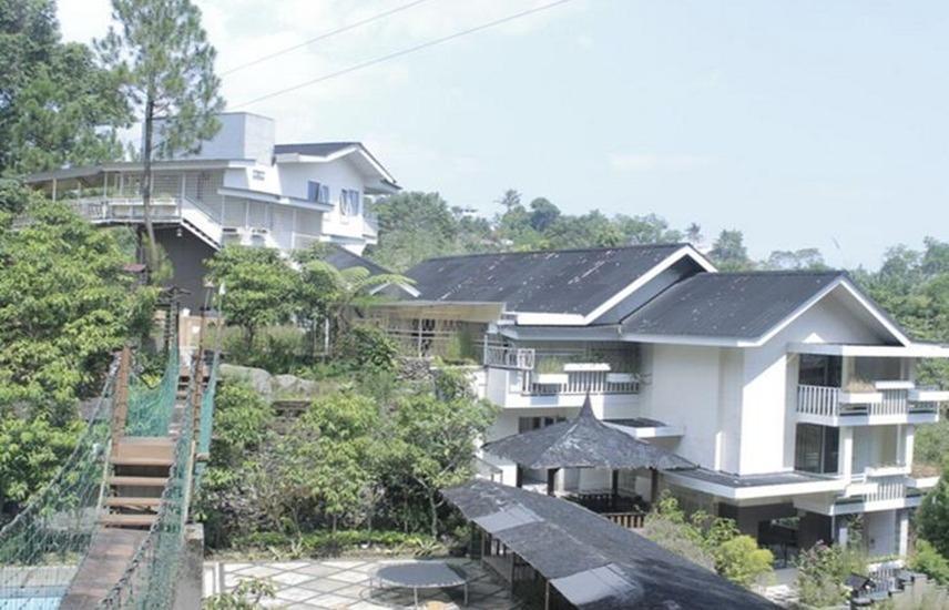 Cansebu Amazing Camp & Resort Bogor - Exterior