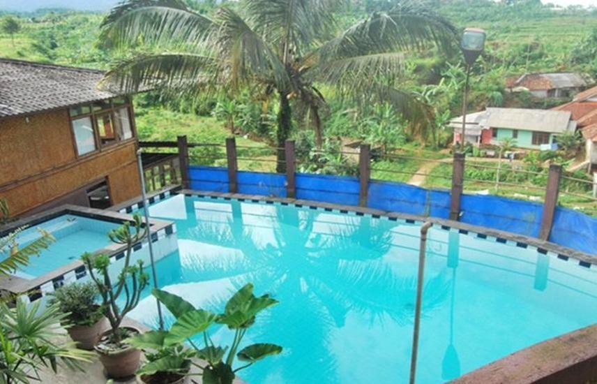 Cansebu Amazing Camp & Resort Bogor - Pool