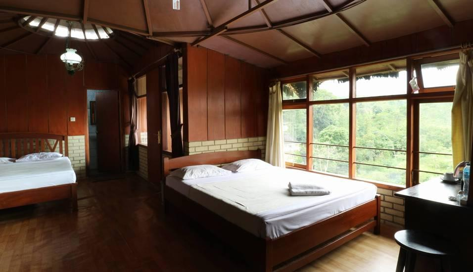 Cansebu Amazing Camp & Resort Bogor - Deluxe Room