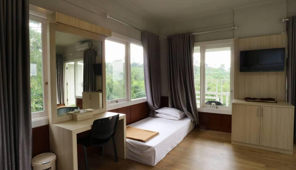 Cansebu Amazing Camp & Resort Bogor - Tulip Superior Long Stay Discount