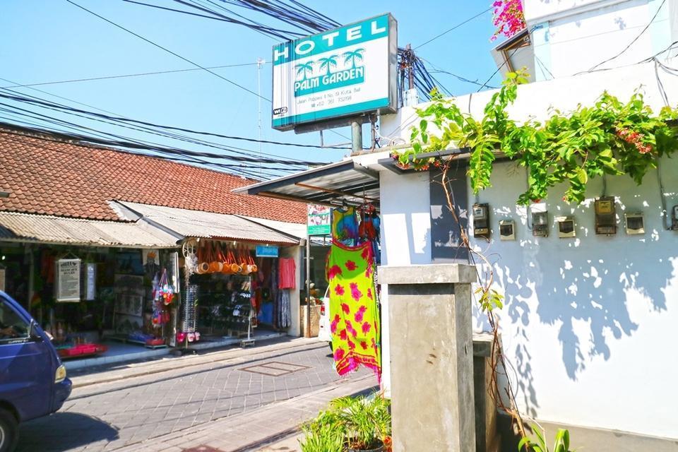 Palm Garden Kuta Bali - View