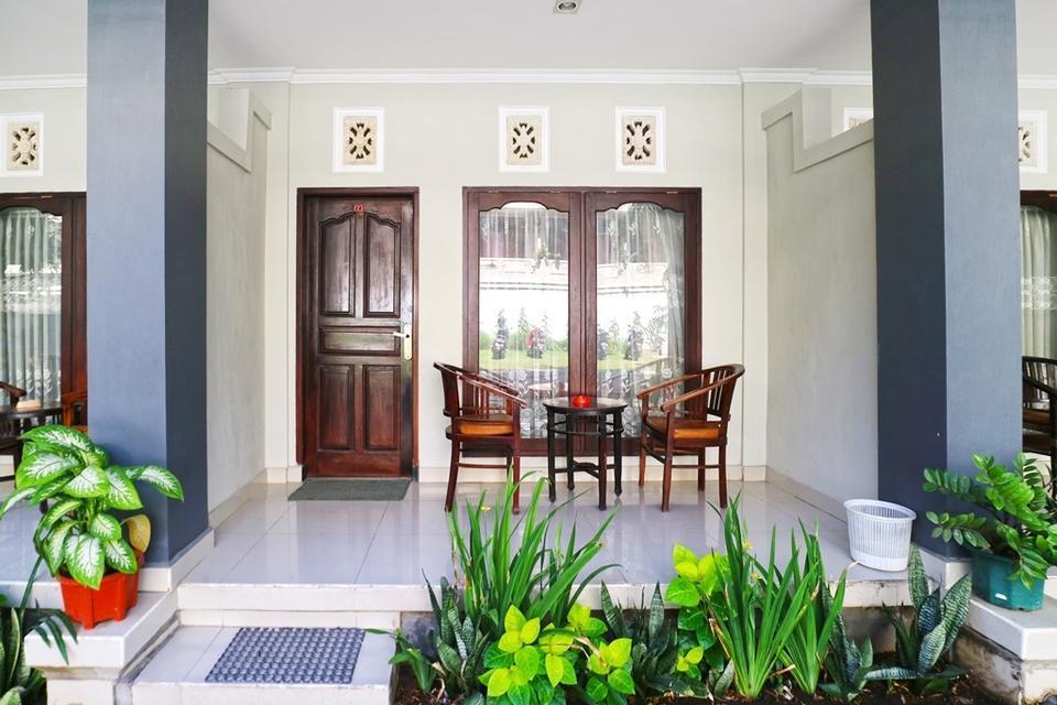 Palm Garden Kuta Bali - Balcony