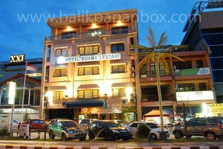 Hotel Buana Lestari Balikpapan - View