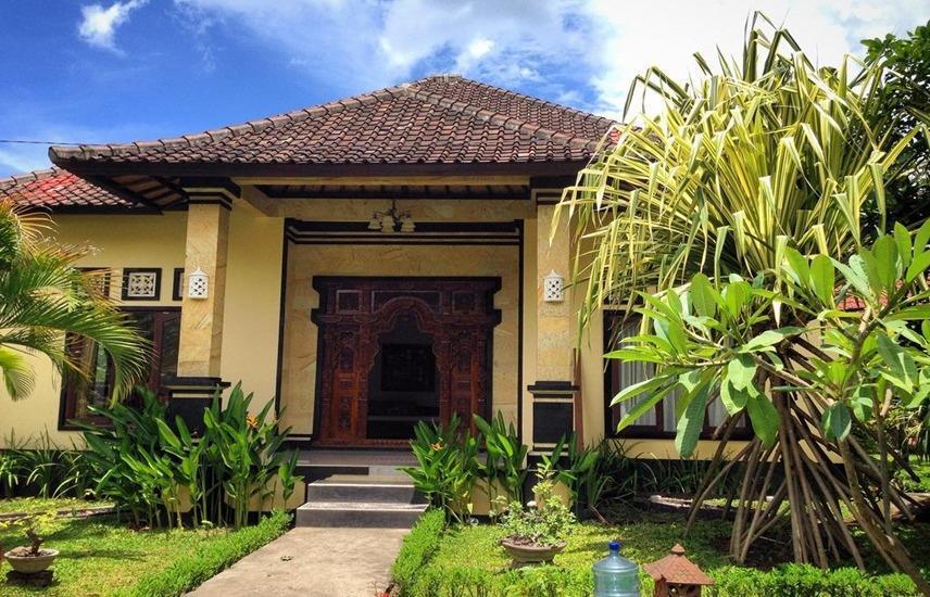Kirana Homestay Bali - pemandangan