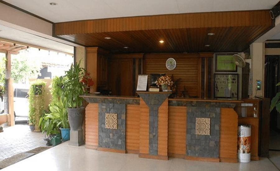 Tinggal Standard Syariah Jalan Kalibokor Selatan Surabaya - Interior