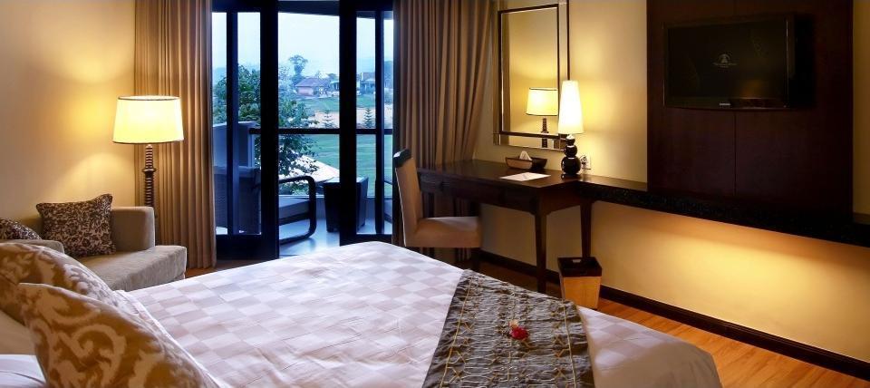 The Singhasari Resort Batu - Deluxe King Room Best Deal Promo