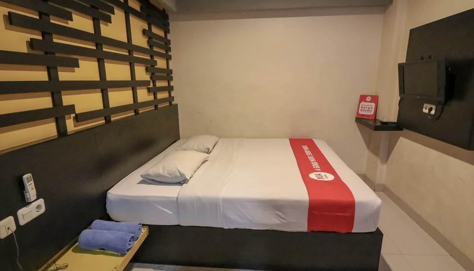 NIDA Rooms Pasar Pekanbaru Bawah Juanda Pekanbaru - Kamar tamu