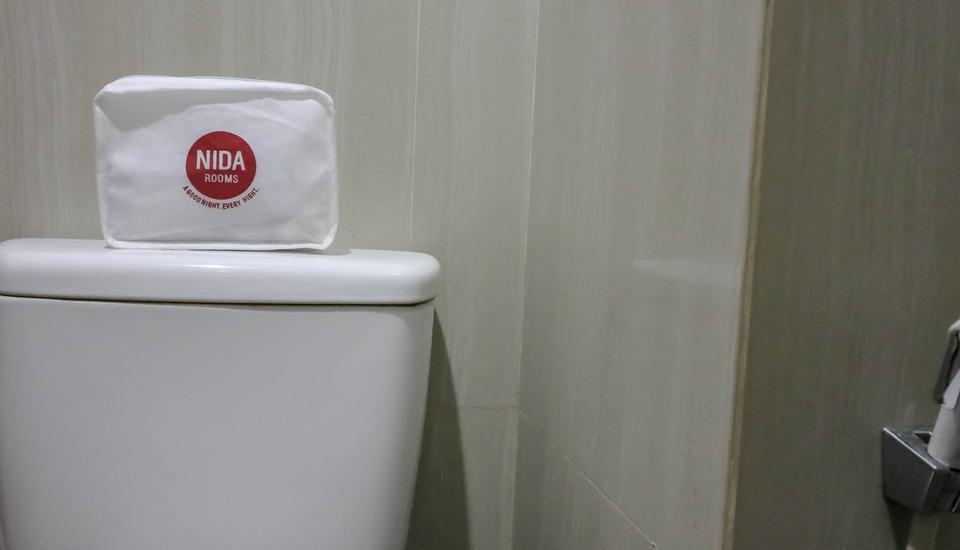 NIDA Rooms Pasar Pekanbaru Bawah Juanda Pekanbaru - Kamar mandi