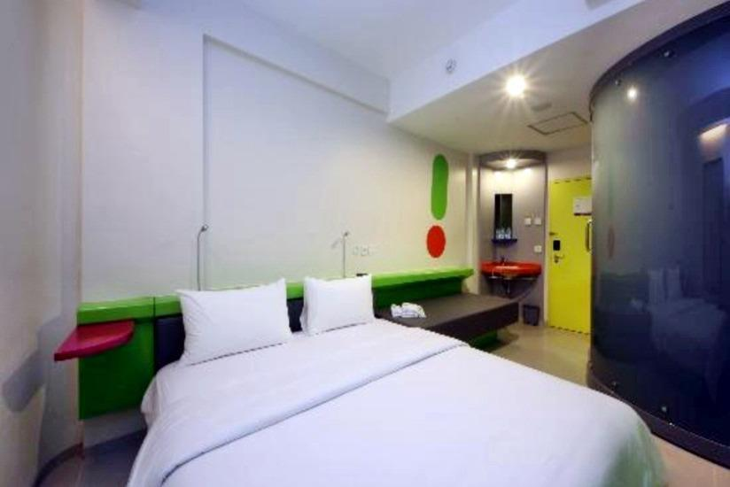 POP! Hotel Legian Dewi Sri - Kamar tamu
