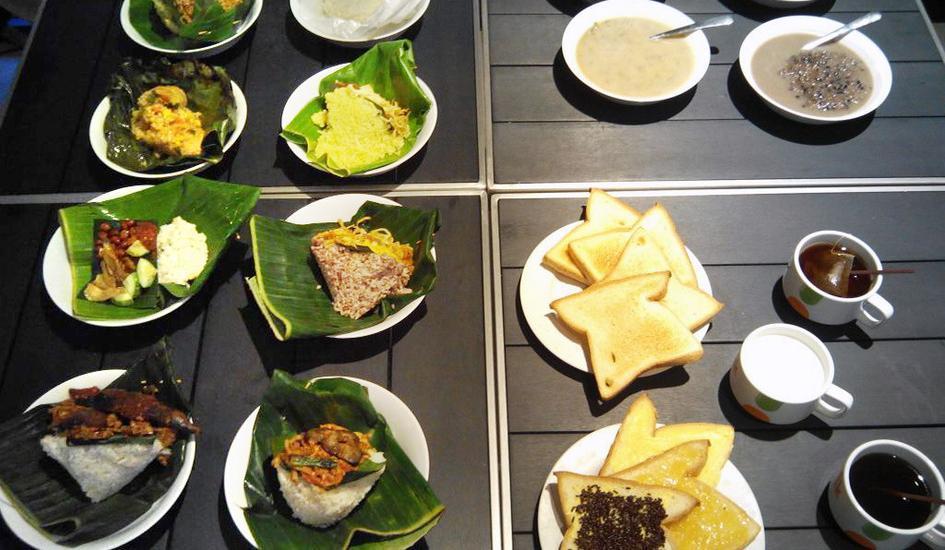 POP! Hotel Legian Dewi Sri - Morning Bites
