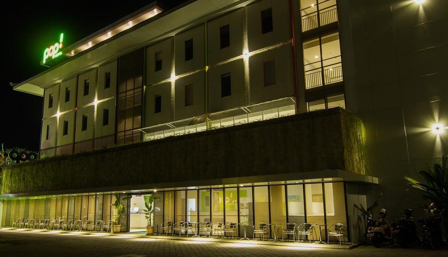 POP! Hotel Legian Dewi Sri - Exterior