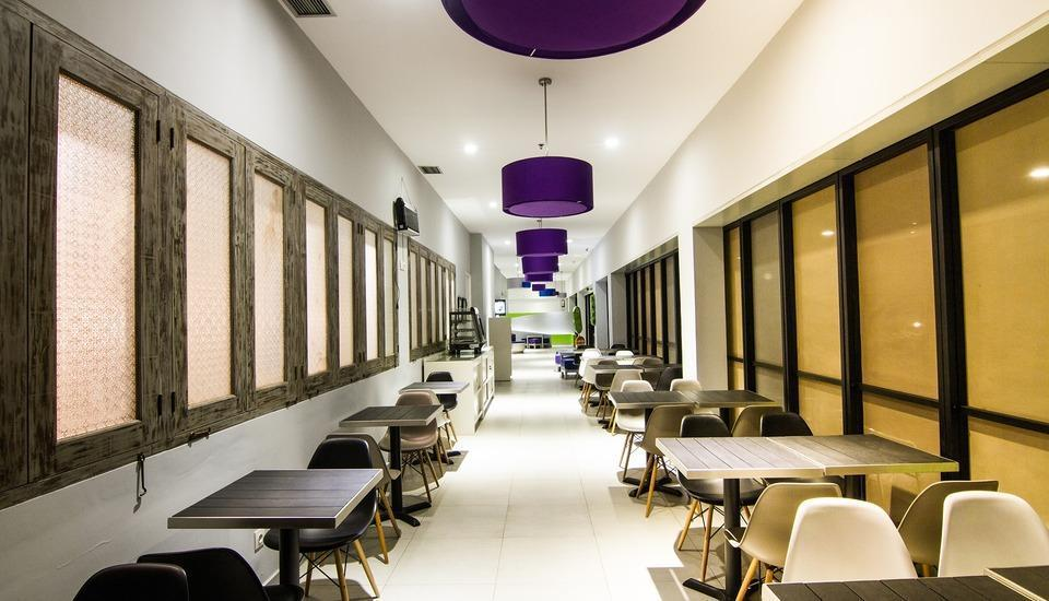 POP! Hotel Legian Dewi Sri - Restaurant