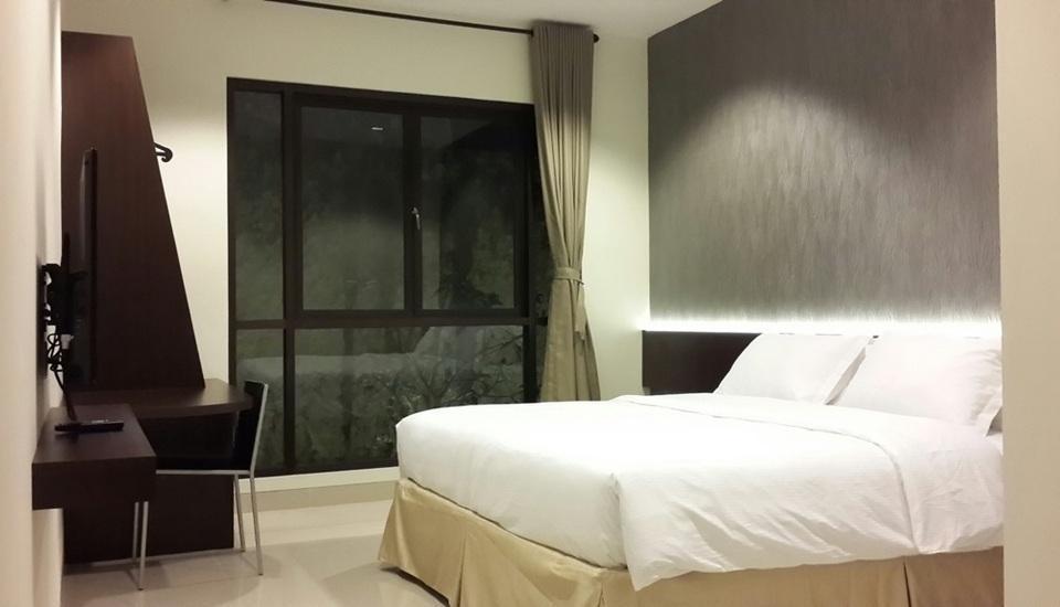 21 Lodge Bali - Leaf Room
