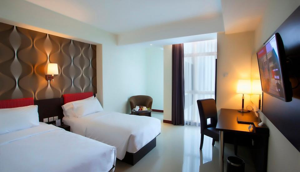 Best Western The Lagoon Hotel Manado - Superior Twin